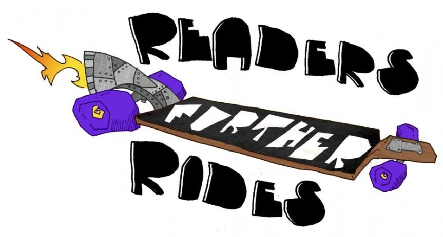 Reader's Rides – PeterLaustsen