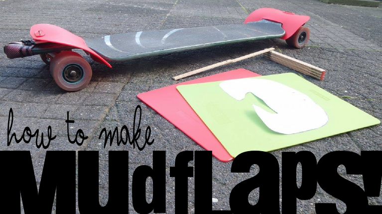 How To – Homemade Mudflaps withEric
