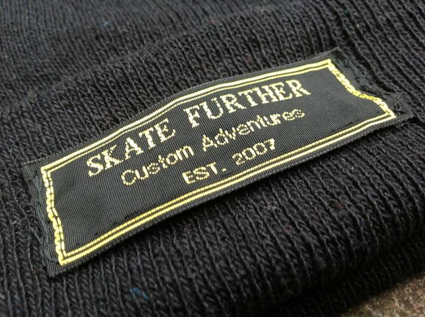 Info – The SkateFurther logo