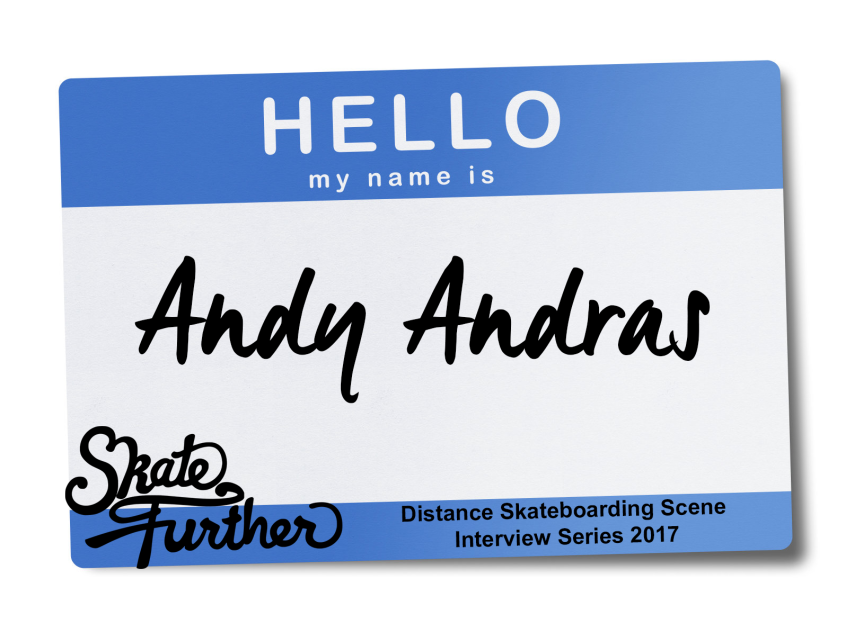 Hello, My Name is Andy Andras