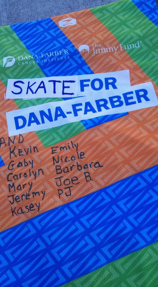 Skate for Dana Farber